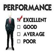 پرسشنامه استاندارد عملکرد شغلی کارکنان