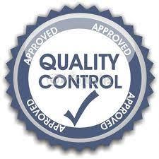 پرسشنامه استاندارد مدیریت و کنترل کیفیت