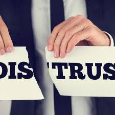 اعتماد سازمانی