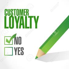 پرسشنامه استاندارد وفاداری مشتری