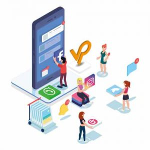 پرسشنامه استاندارد تاثیر رسانه های اجتماعی بر خرید