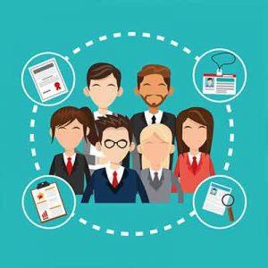پرسشنامه مدیریت منابع انسانی