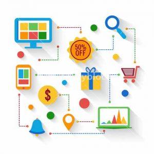 عوامل موثر بر پذیرش کسب و کار های الکترونیک