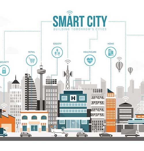 دانلود ترجمه مقاله الکترونیک خدمات درمانی – قدمی نزدیک به شهرهای هوشمند آینده – الزویر ۲۰۱۸