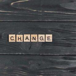 تغییر سازمانی