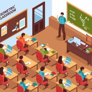 پرسشنامه ساختار ادراک شده کلاس درس