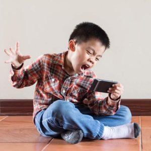 پرسشنامه علائم مرضی کودکان-بیش فعالی
