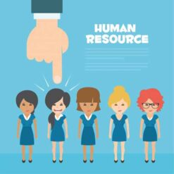 پرسشنامه موانع کارایی منابع انسانی